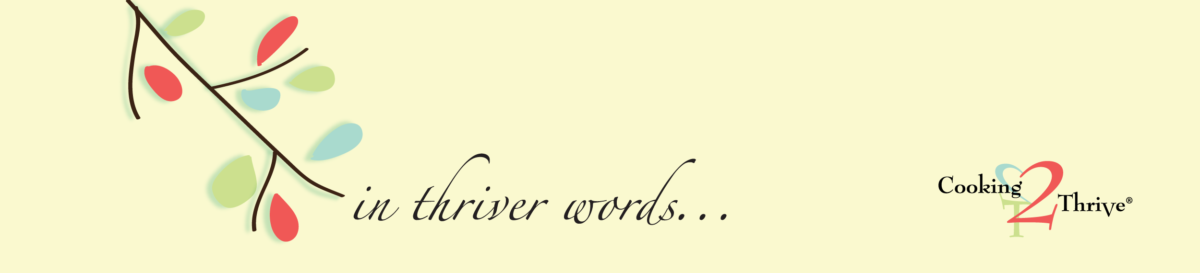 in thriver words